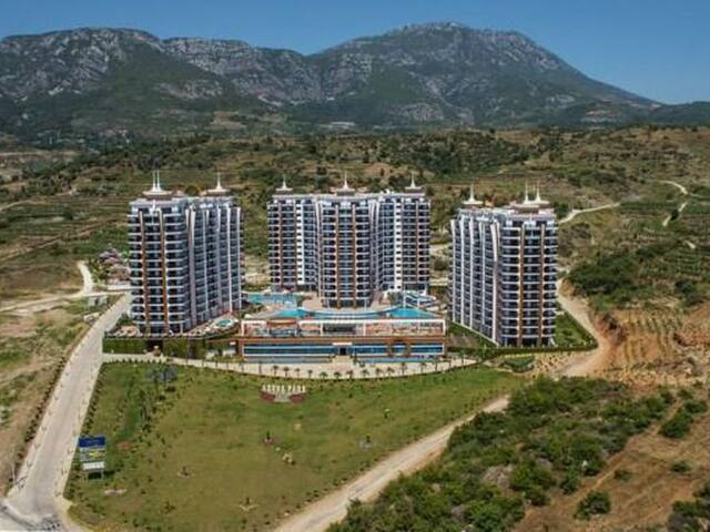 Apartment (1+1) / Azura Park Residence / Alanya