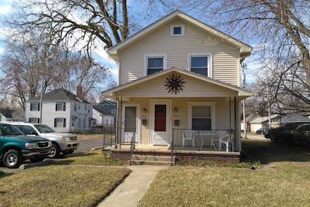 Apartment close to downtown - Fort Wayne - Pis