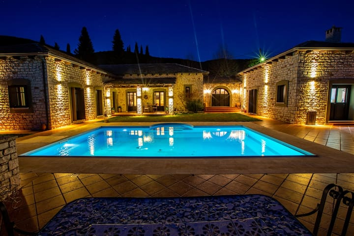 Patriko Estate in Epirus