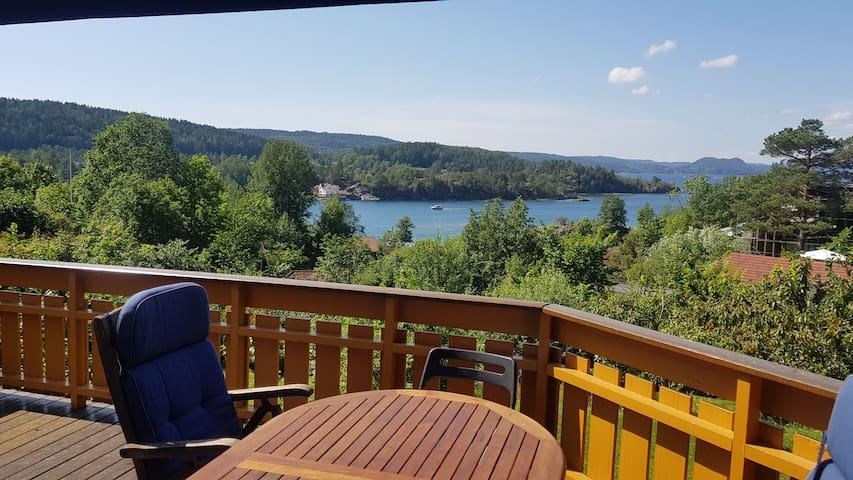 Hus i Kragerø - Rørvik