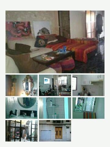Habitación capacidad  4-5 Valencia - Burjassot - บ้าน