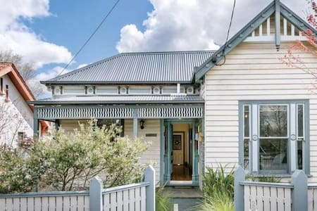 Airlie House - Charming Victorian - Ballarat Central