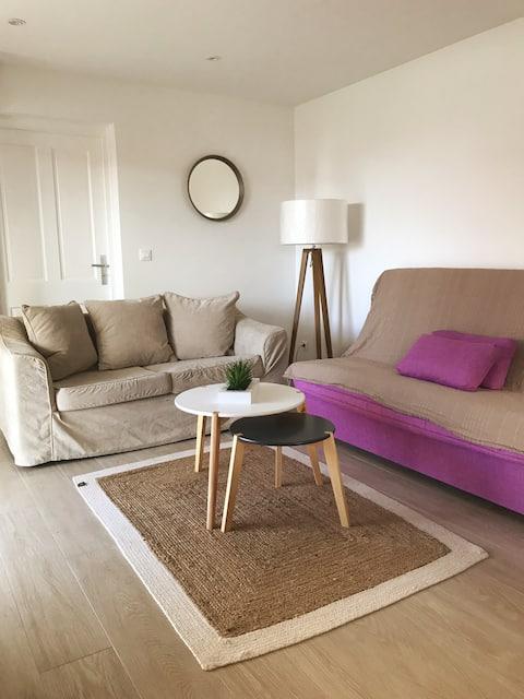 SHELL Appartement en plein centre de Gustavia