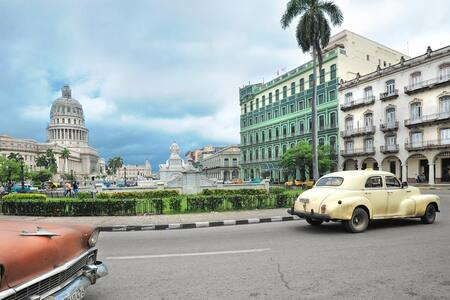 Prado Capitolio - La Habana