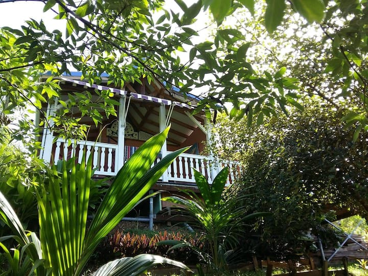 L'Escale Tropicale - Gîte avec Spa privatif
