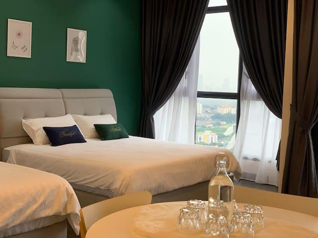 Luxury cosy suite, Ikea, KLCC, KL, Sunway Velocity