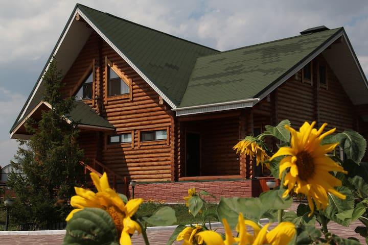 Кемпинг - апартаменты - Abzakovo - House