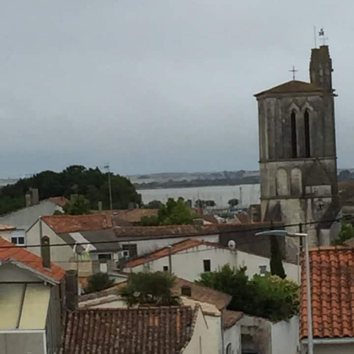 Meschers sur Gironde séduisant T2