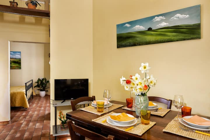Millefiori - appartamento i Girasoli