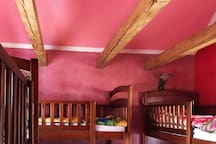 The second cottages  bedroom