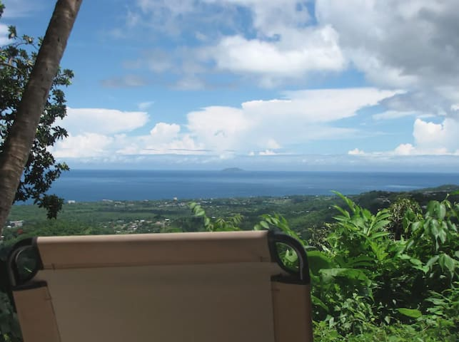 Casa Vista - Panoramic ocean view (Rincon)