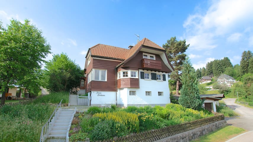 Individual holiday cottage Haus Frohsinn Feldberg