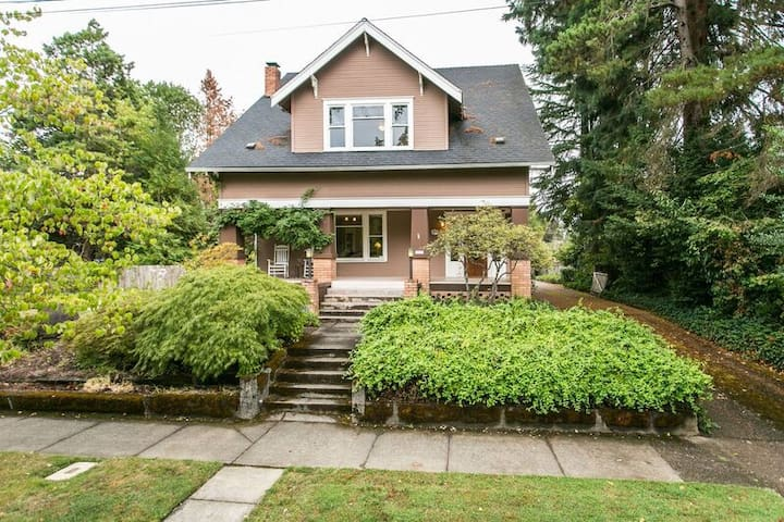 Forest Grove Craftsman near Pacific University