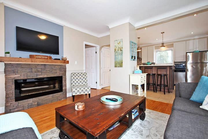 NEW! Cozy Clean 3 Bdrm Cottage Up to 6 ppl ♡ofNOTL
