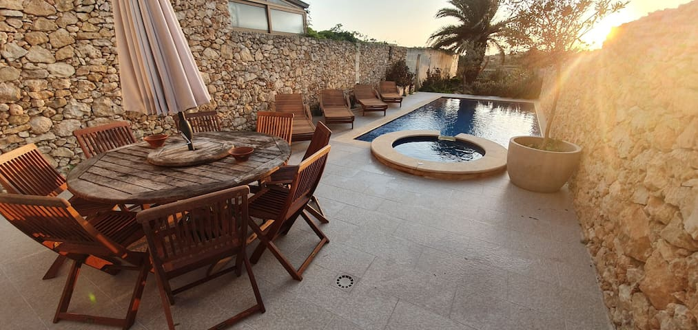 Nice farmhouse in Gozo