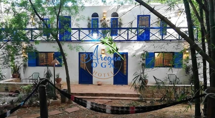 Aregua Oga Hotel Habitacion suite #2