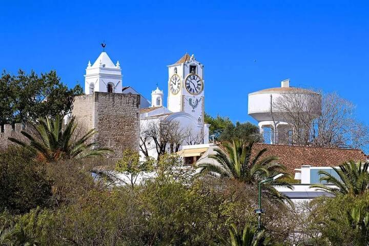 casa da avo - Luz (Luz de Tavira) - Villa