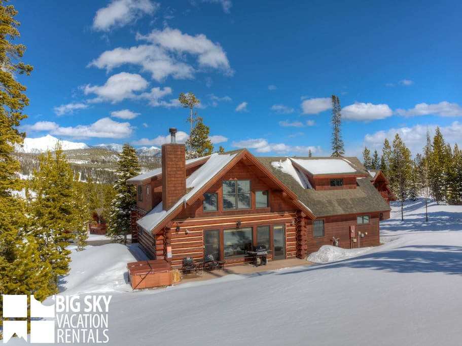 Big Sky Resort, Powder Ridge Chief Gull 3, Exterior, 1