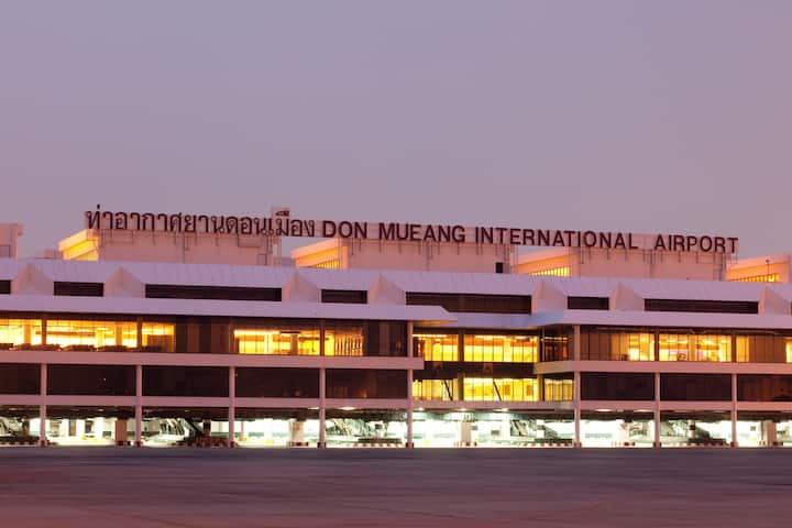 #Easy for Transit @Donmuang Airport
