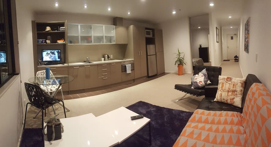 Best of central - made easy - Auckland - Wohnung