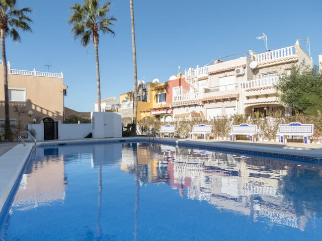 Cosy house near beaches la Zenia/ playa flamenca