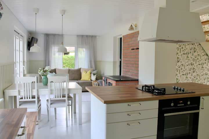 Newly renovated cosy Scandinavian country house