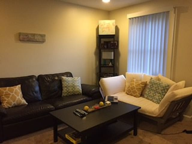 2Br: 10min from Downtown Newport/Vineyards - Middletown - Apartemen