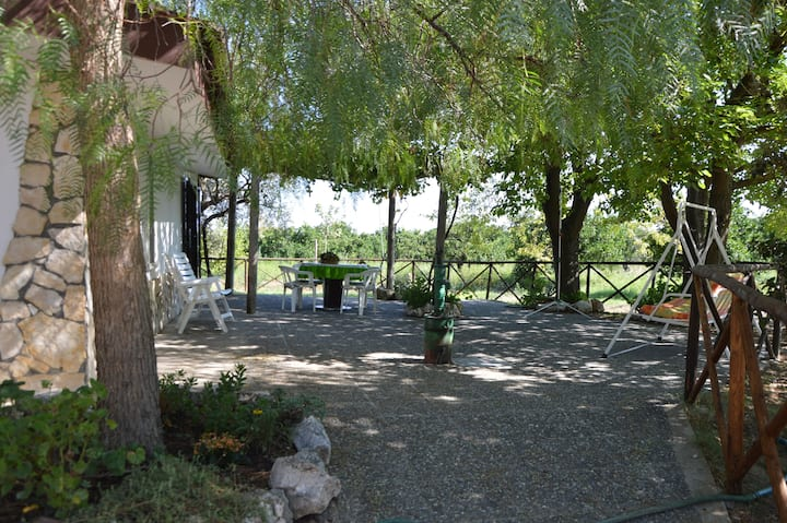 Villino in campagna a Villapiana