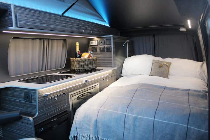 Luxury VW T6 camper van