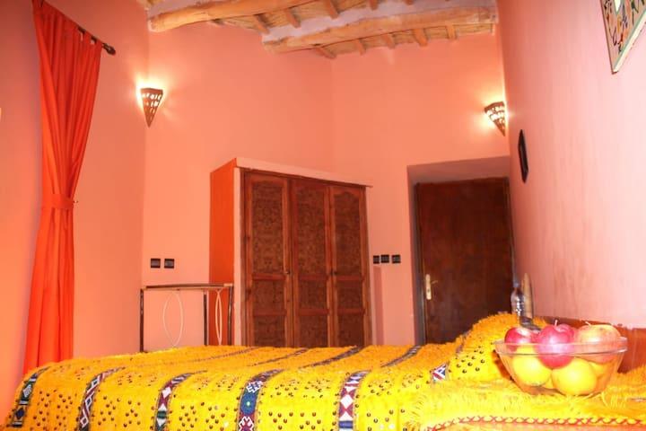 kasbah Azimounda Room 2/BB/Wi-Fi