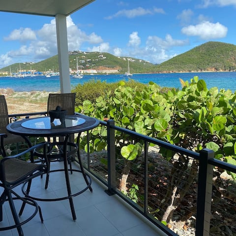 St. Thomas USVI,  Waterfront Condo, Affordable