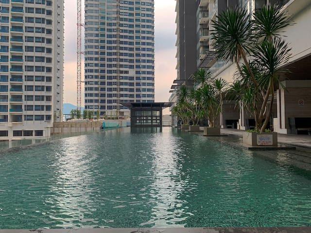 Kuala Lumpur City Home 吉隆坡市中心