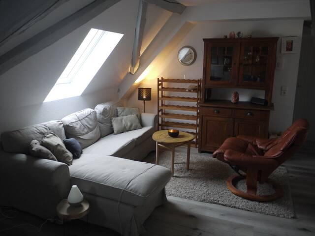 Appartement in idyllischer Lage nahe dem Bodensee