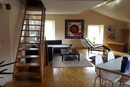 Très joli Loft moderne - Arnex-sur-Orbe - Apartament