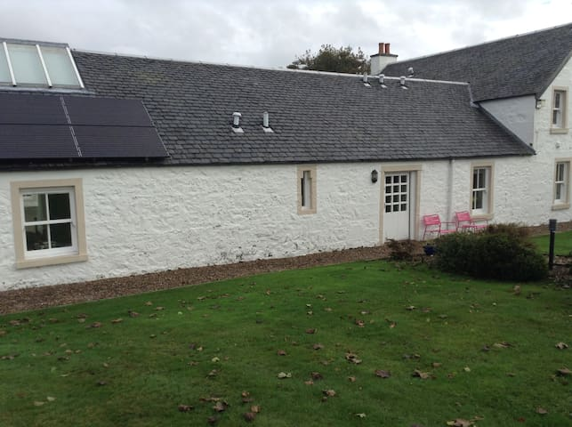 Rural self catering apartment. - Renfrewshire - Apartemen