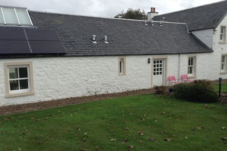 Rural self catering apartment. - Renfrewshire - Apartmen