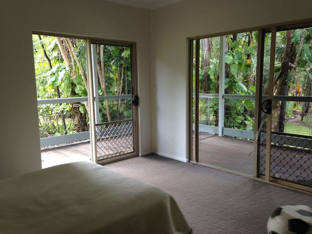 1 bedroom apartment on acreage - Buderim - Apartament