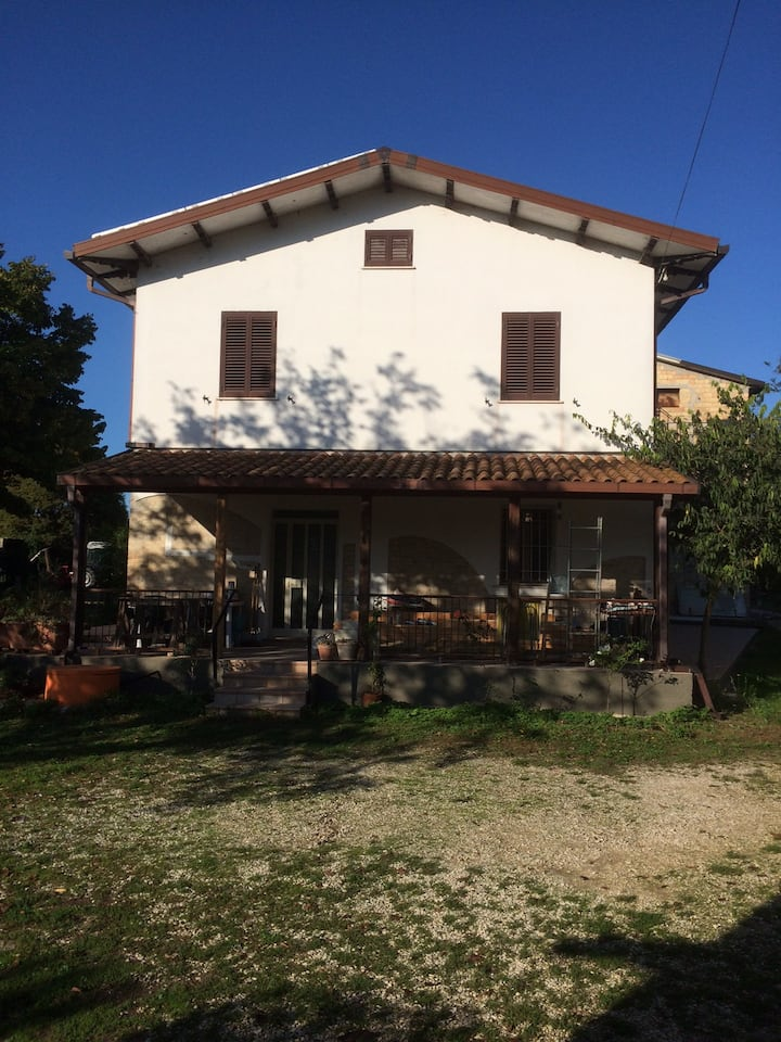 Casa Calicanto, natura d'incanto