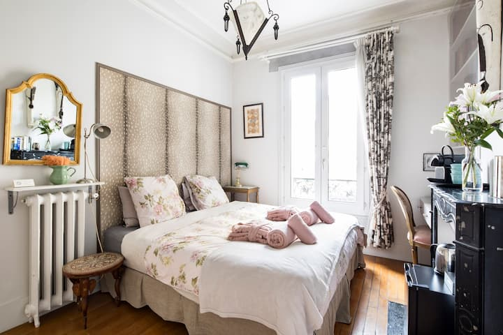 Suite Rose - 2 bedrooms - Centre of Paris