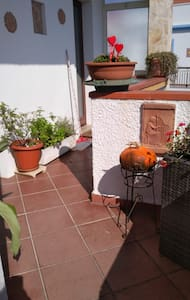 Central Apartment with Wi-Fi and Terrace; Pets Allowed