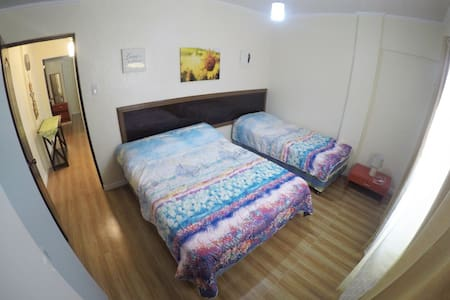 Naila's Place, 3BR / 7-8pax nr Jaro CERES bus term