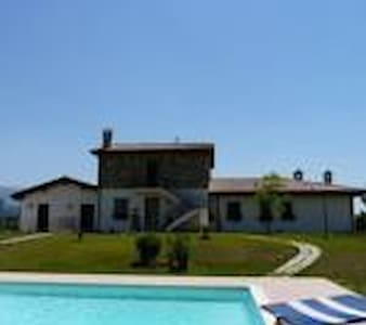 camere private in villa con piscina - Assisi - Bed & Breakfast