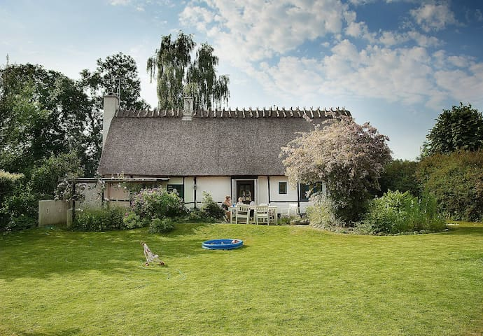 Charming cottage 25 min from Cph - Hedehusene - Дом