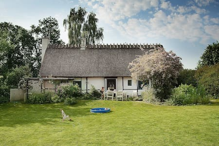 Charming cottage 25 min from Cph - Hedehusene