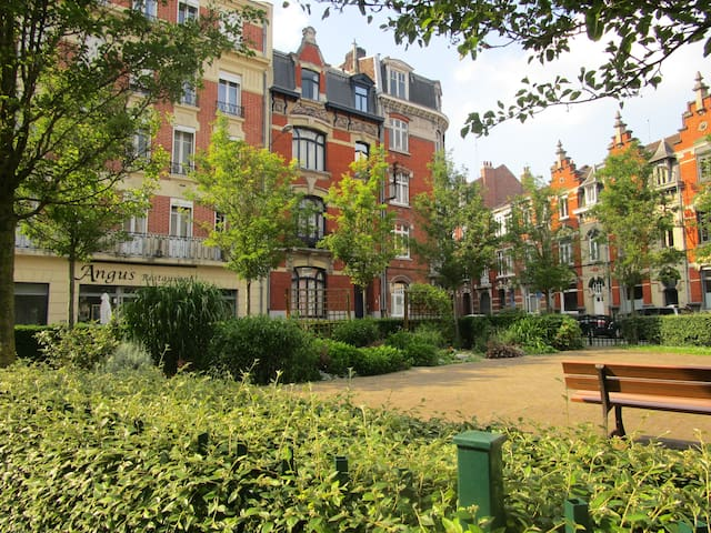 appartement moderne prox Lille centre, résidentiel - La Madeleine
