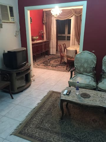 apartment or room in the middle of cairo