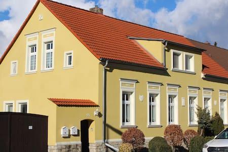 Schöne Wohnung in zentraler Lage Nähe Magdeburg - Wanzleben-Börde - อพาร์ทเมนท์
