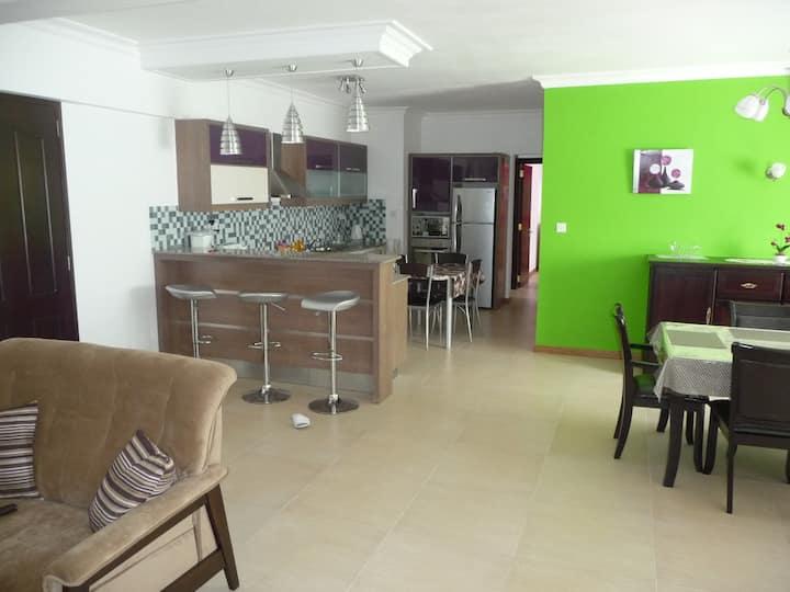 Appartement 3 pièces tout confort