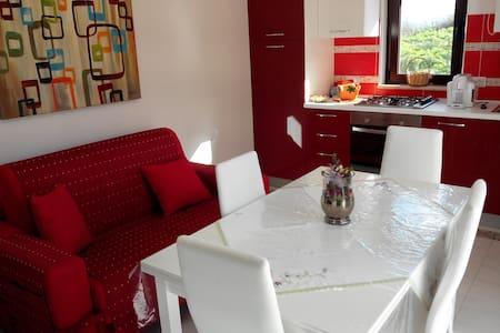 Luna Chiara Residence - appartamento Luna Rossa