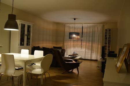 Warm and child-friendly apartments in central Rvk